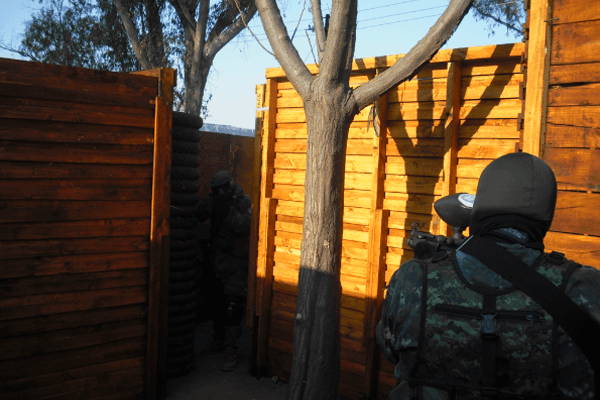 Field 19 Paintball - Fourways, Johannesburg, Gauteng