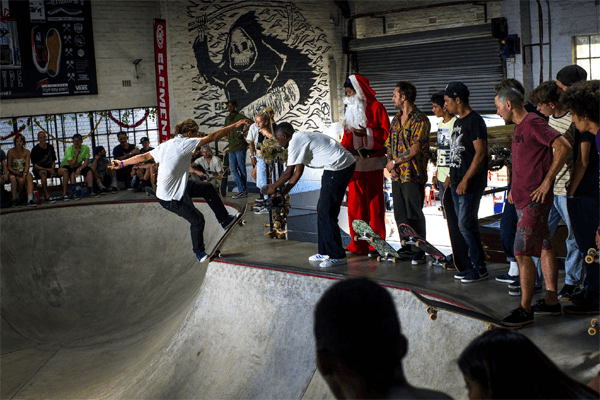 The Shred Indoor Skatepark - Cape Town