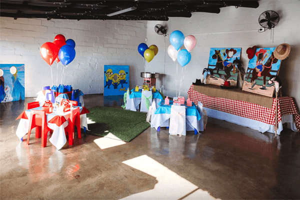 Kids Party Venue
