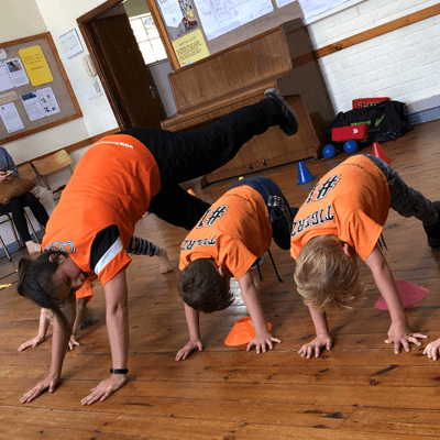 Tumbling Tigerz –  Specialised Child Development Programme