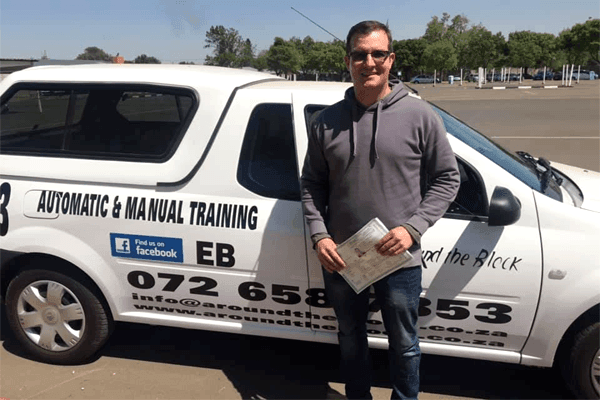 Driving Lessons East Rand