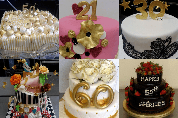 Helen's Cakes - Deliveries throughout South Africa